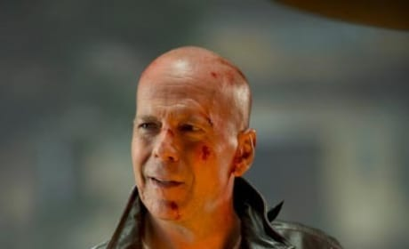 A Good Day to Die Hard Review: Bruce Willis Rocks Russia