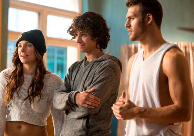 The Stars of Step Up: All In