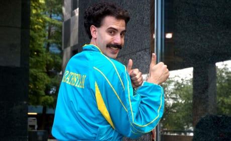 More of Borat