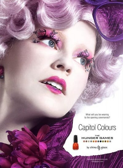 Hunger Games Star Elizabeth Banks
