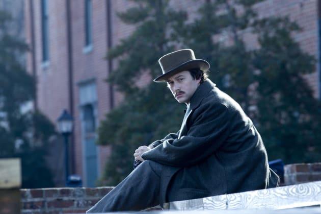 Joseph Gordon-Levitt in Lincoln