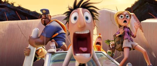 Cloudy with a Chance of Meatballs 2 Flint Lockwood