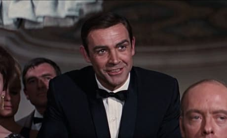 Sean Connery Thunderball