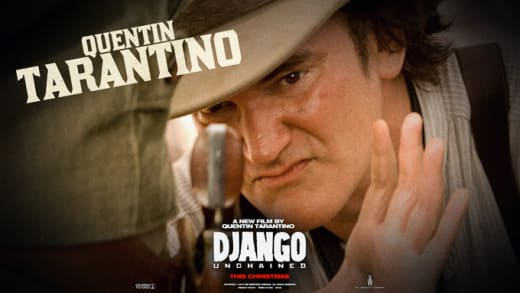 Quentin Tarantino Django Unchained Wallpaper
