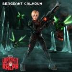 Sergeant Calhoun Wreck-It Ralph