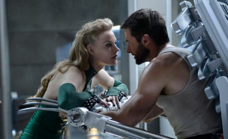 The Wolverine Stills: Introducing Viper