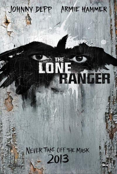The Lone Ranger Poster