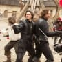 The Three Musketeers Movie Review: All for One?