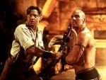 Rick and Imhotep