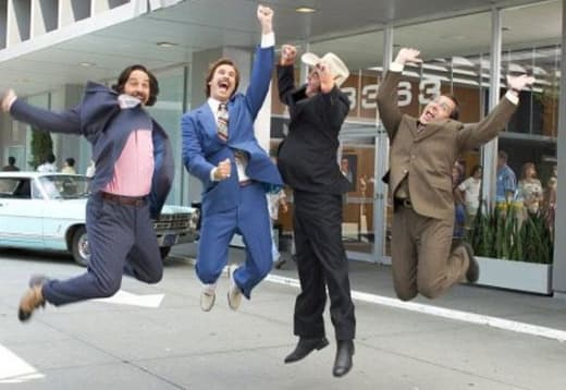 Anchorman 2!