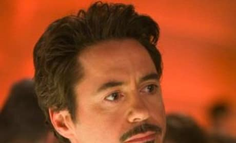 "Robert Downey Jr. Bills Iron Man 2 as ""Risky"""