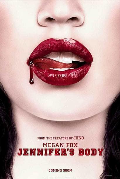 Jennifer's Body Movie Poster