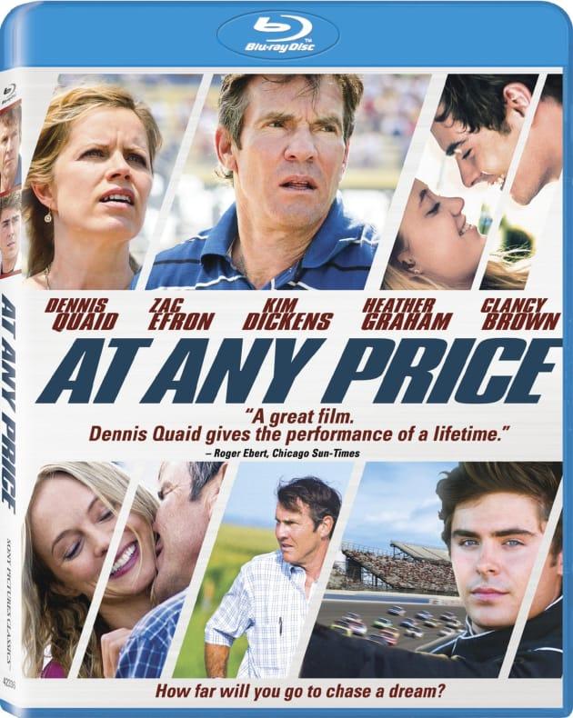 At Any Price DVD