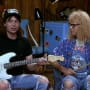 It's Wayne's World!