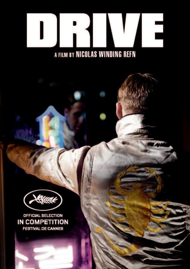 Drive Poster Starring Ryan Gosling - Movie Fanatic