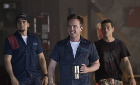 Need for Speed Roman Rodriguez Aaron Paul