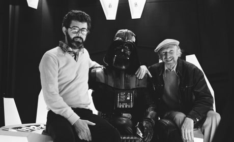 George Lucas Mourns the Passing of Irvin Kershner