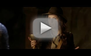 Anna Kendrick in Indiana Jones and the Last Crusade