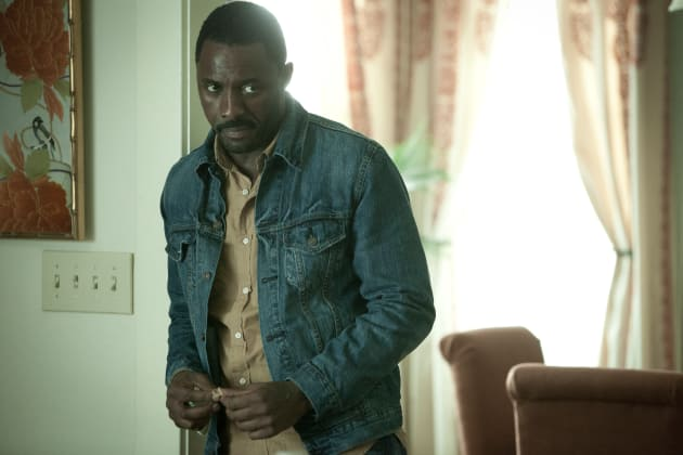 Idris Elba is Menacing