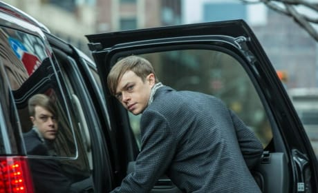 Dane DeHaan The Amazing Spider-Man 2