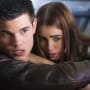 Lily Collins and Taylor Lautner Star in Abduction