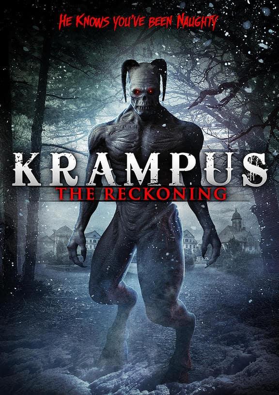 Krampus: The Reckoning Movie Poster
