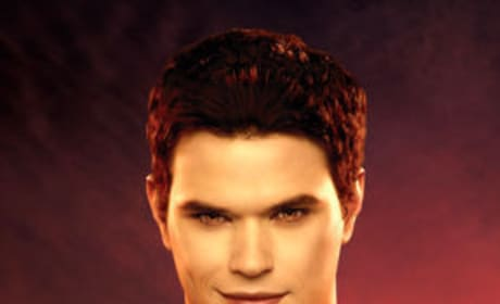 Kellan Lutz is Emmet Cullen