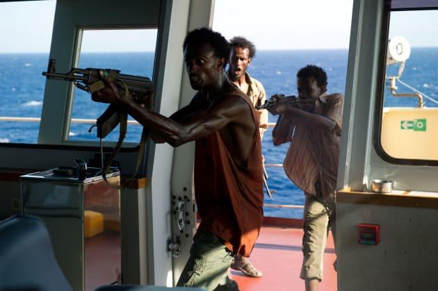 Captain Phillips Somali Pirates