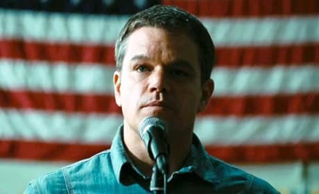 "Matt Damon Talks Ben Affleck as Batman, He ""Won't Be Robin"""