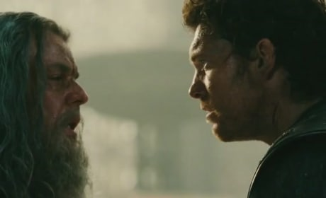 Wrath of the Titans Clip: Last Moments of Poseidon