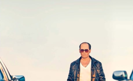 Black Mass: First Look at Johnny Depp as Whitey Bulger!