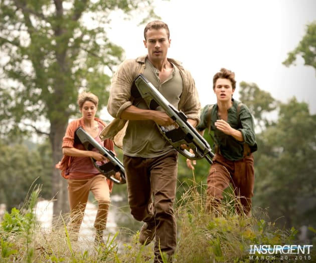 Four and Tris Are Running!