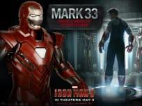 Iron Man Mark 33 Suit