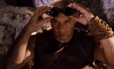 Riddick Review: Brilliantly Back to Basics