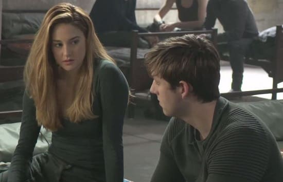 Divergent Stars Shailene Woodley