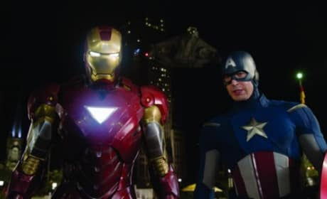 The Avengers Exclusive: Oscar Nominated Team on Making Magic