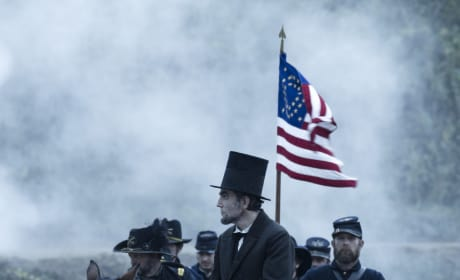 Lincoln Stills: Daniel Day-Lewis Transforms into Honest Abe