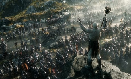 The Hobbit The Battle of the Five Armies Orcs Photo