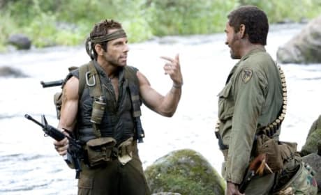 Tropic Thunder Still Being Heard at Box Office