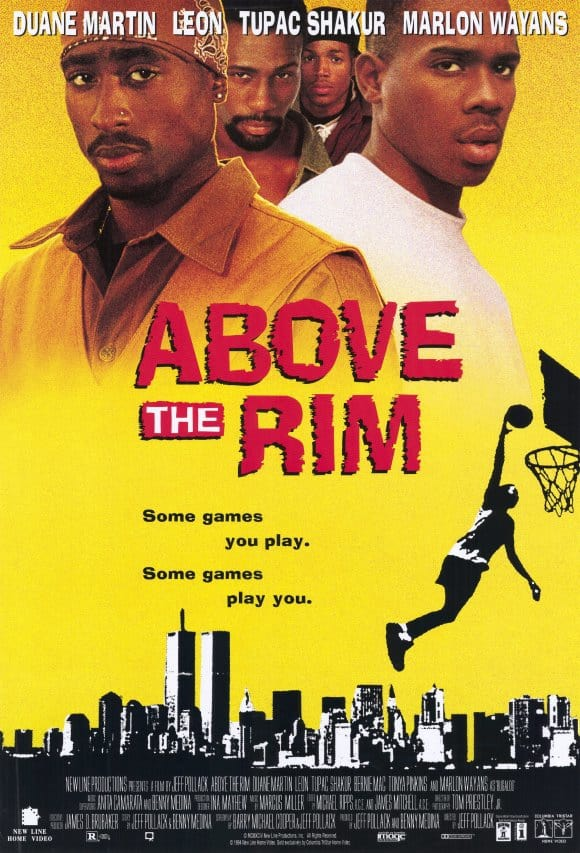 Above the Rim Poster