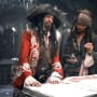Pirates of the Caribbean: At World's End Keith Richards Johnny Depp
