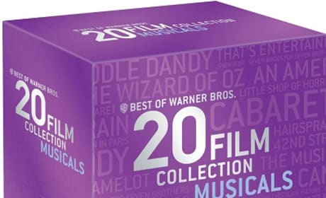 Best of Warner Bros. Musicals DVD Review: 20 Musical Titans!