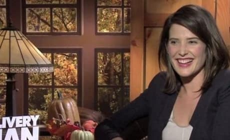 Delivery Man Exclusive: Word Association with Cobie Smulders!