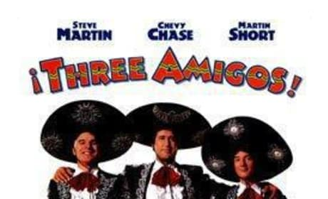 Three Amigos Photo