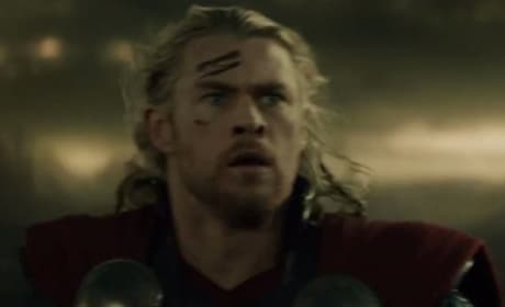 Thor The Dark World Clip: Thor Battles Malekith