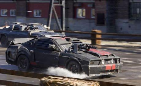 Jensen's Mustang