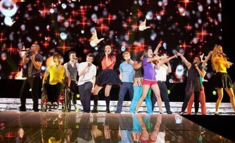 Glee: The 3D Concert Movie Still