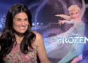 Frozen Exclusive: Idina Menzel is Ready to Let it Go