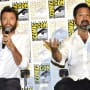 Hugh Jackman James Mangold Comic-Con Photo