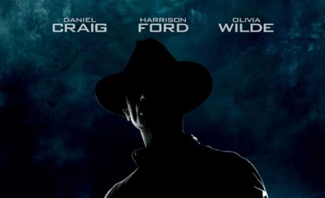 The International Teaser Poster for Cowboys & Aliens Debuts